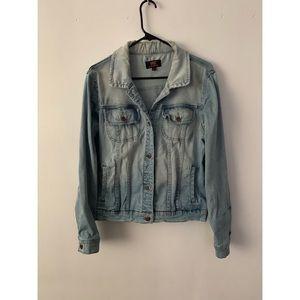 ABS Allen Schwartz jean jacket